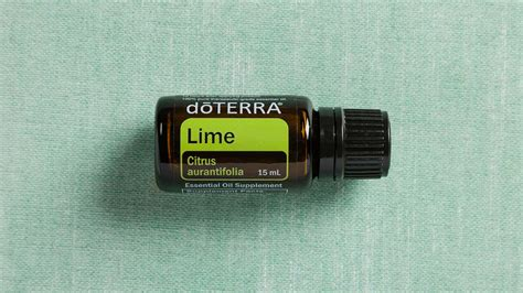 Doterra Lime lime uses and benefits doterra essential oils