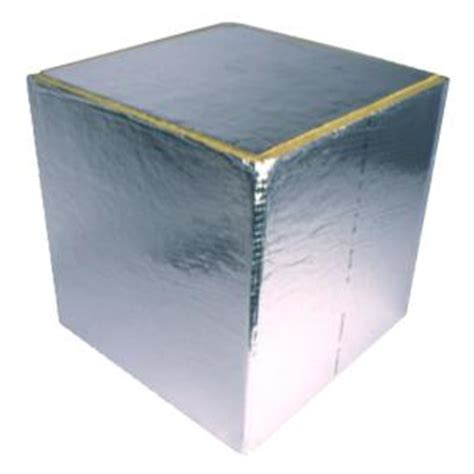ductwork home depot 24 in x 24 in x 24 in duct board plenum kit r6 0