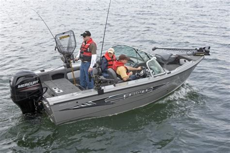 offshore fishing boat accessories lund tyee 1800 big water specialist boats