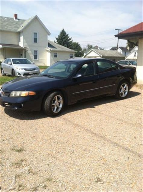 Search Email Sle Find Used 2004 Pontiac Bonneville Sle Sedan 4 Door 3 8l In Coshocton Ohio United