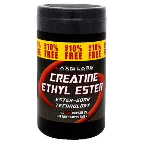 creatine bloating axis labs creatine ethyl ester 396 capsules health