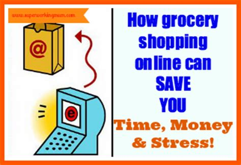 save major time and money with this grocery list template how grocery shopping online can save you time money and