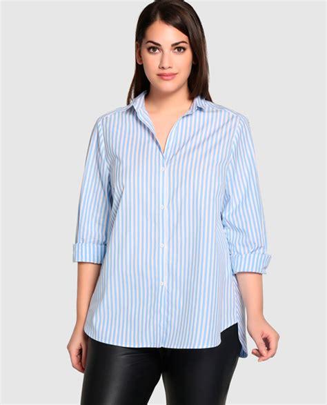 ropa el corte ingles online tallas grandes el corte ingl 233 s 161 tendencias en camisas