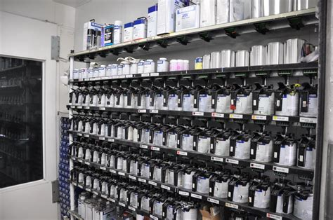 paint mixing system auto concepts