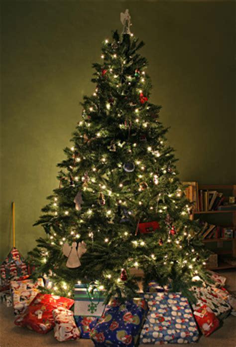 julgranens historia juligen