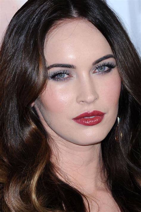 megan boone forehead scars megan fox plastic surgery