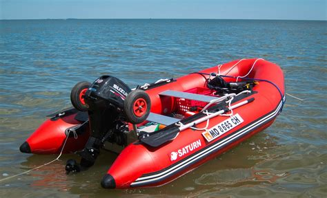 saturn inflatable boat with motor 12 saturn dinghy tender sport boat