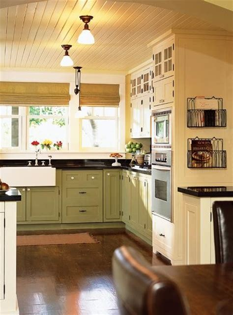 Kitchen Wood Ceiling by How To Add House Character And Charm To Your Newer