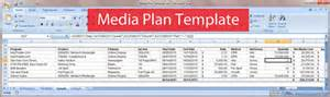 media template free media plan template bionic advertising