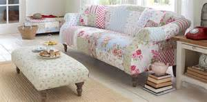 patchwork sofa seating cosy home