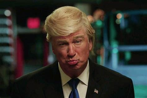where does trump live donald trump does not like alec baldwin s impersonation on