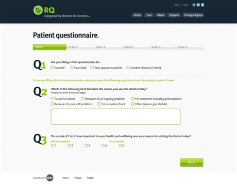 app design questionnaire 17 best images about pattern web questionnaire on