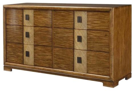 Chocolate Brown Dresser by 6 Drawer Dresser In Chocolate Brown Finish Chests Of Drawers By Shopladder