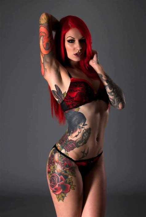 hot tattoo pinterest sexy tattooed chicks sexy tattooed chicks pinterest