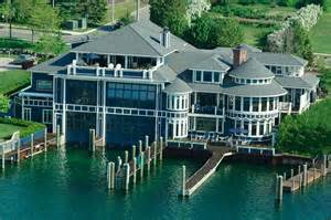 Michigan Lake House by In Michigan The House That Boats Built Wsj House Of The