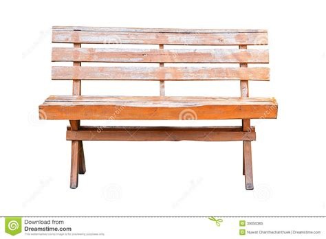 old bench old wooden bench isolated stock photo image 39050365
