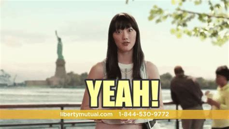 liberty mutual commercial actress pitch perfect liberty commercial asian asian girl in liberty mutual ad