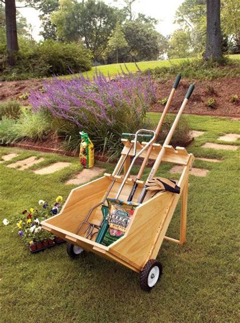 Diy Garden Cart by 25 Best Ideas About Garden Cart On Lowes