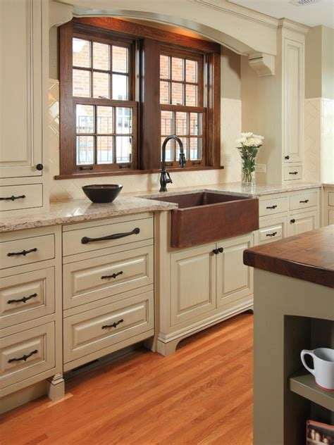 copper sink white cabinets the 25 best tudor kitchen ideas on pinterest tudor