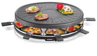 Grill And Toaster Raclette Partygrill Severin