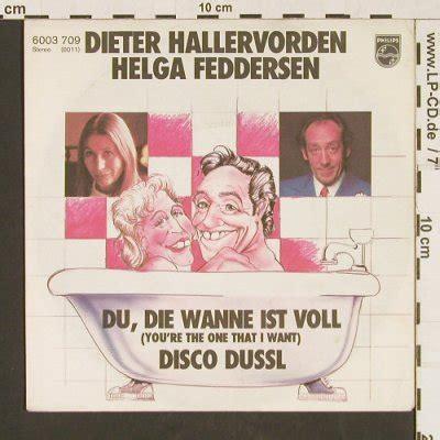 hallervorden die wanne ist voll genre humor a z 2 5 www lpcd de hamburg altona nord
