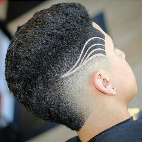 boys haircut with designs favorite cut treble clef pinterest haircuts hair