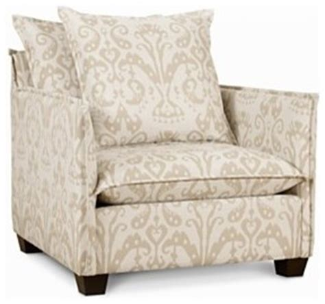 Traditional Accent Chairs Living Room Landon Living Room Chair Accent Chair Traditional Armchairs And Accent Chairs By Macy S