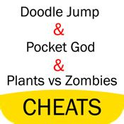 doodle jump pocket god names doodle jump pocket god plants vs zombies app for