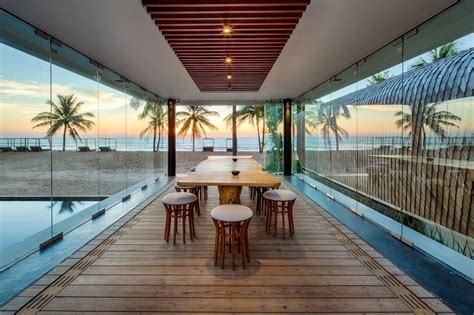 Home Design Resort House ultimate ultramodern seaside getaway villa with restaurant
