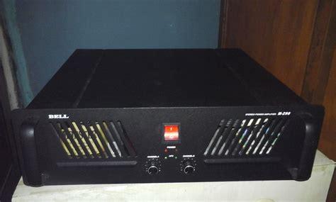 jual power amplifier  watt rakitan  lapak hendri