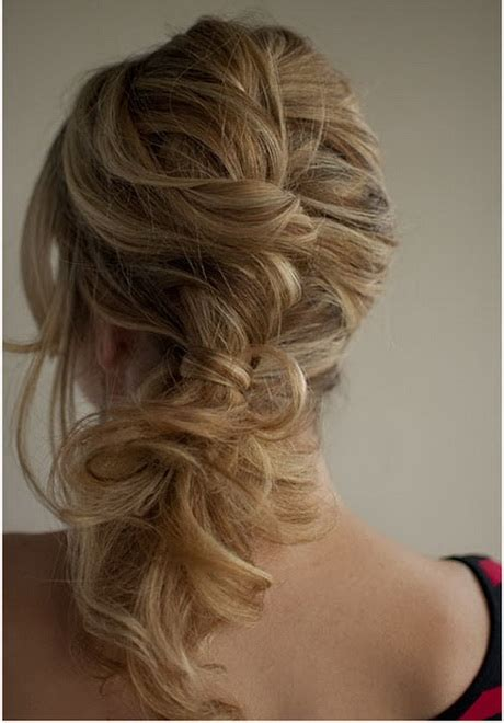 how to achieve a messy hairstyle occasion hairstyles for long hair