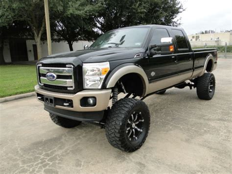 how cars run 2011 ford f350 electronic valve timing 2011 ford f350 king ranch turbo diesel 4x4 lifted custom fx4 navi financing