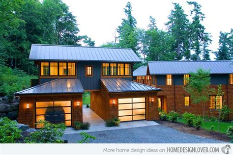 guest room over garage but attached to house a girl can 15 detached modern and contemporary garage design inspiration