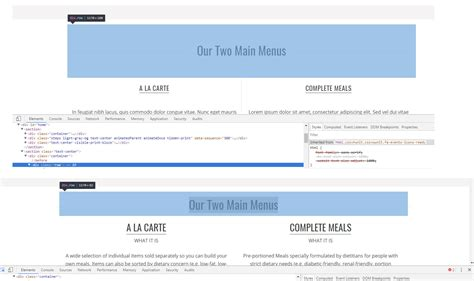 html div scrollbar bootstrap div scroll phpsourcecode net
