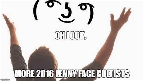 lenny face imgflip