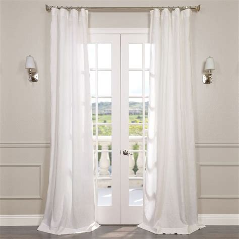 white linen curtain panel top 25 ideas about white linen curtains on pinterest
