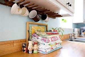 coffee cup rack cabinet 15 insanely cool diy coffee storage ideas