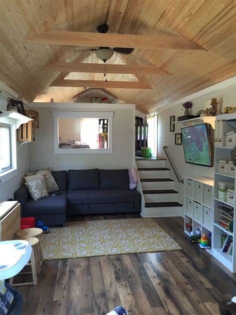 39 Gooseneck Tiny House W Loft Tiny Houses Pinterest Gooseneck Tiny House
