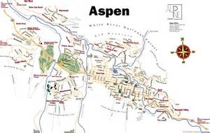 maps aspen colorado aspen map alpine property