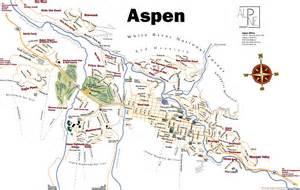 where is aspen colorado on the map aspen map alpine property