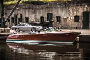 Lamborghini Boat Riva Aquarama Lamborghini Boat Restored Motorward