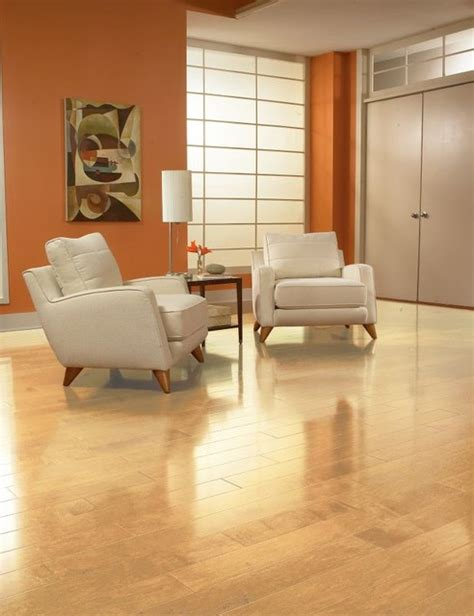 maple engineered floor contemporary other metro by paul anater