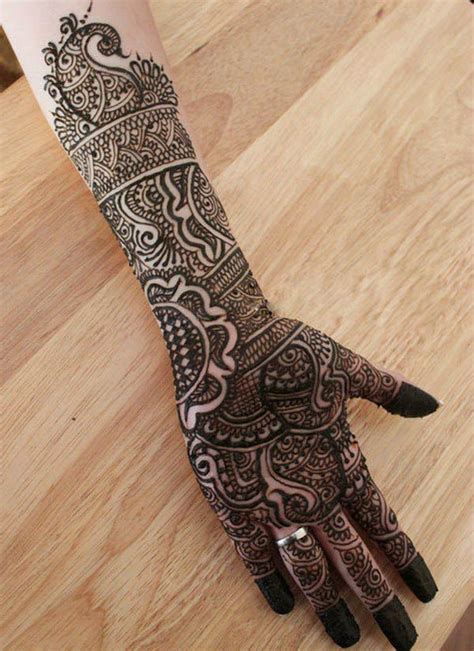henna mehndi tattoo designs idea for palms of hands