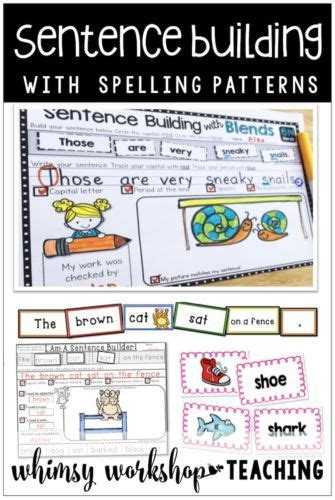 sentence pattern online quiz 1000 images about whimsy workshop freebies on pinterest