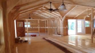 Ballard Designs Stores 28 14x36 deluxe lofted barn cabin cabins deluxe