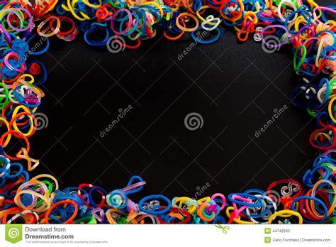 colored rubber bands colored rubber bands stock photography cartoondealer