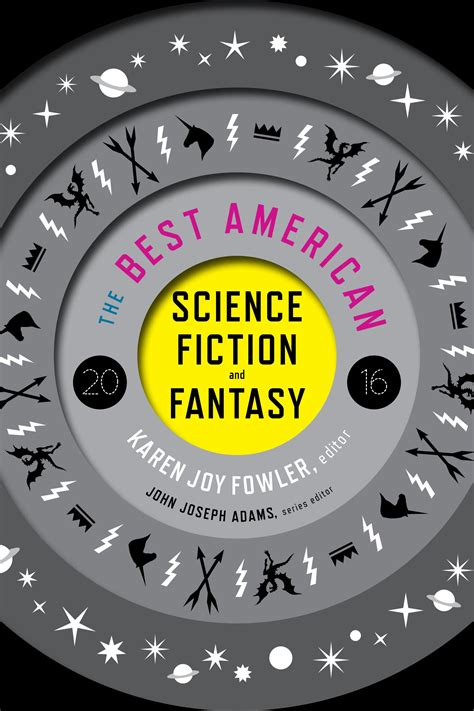 best american fiction about the series best american science fiction