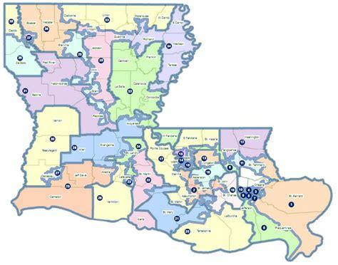 louisiana house map chaisson rams senate remap through on 27 12 vote
