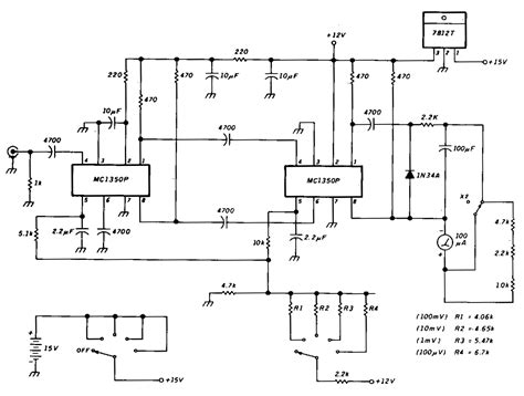 schematic diagram of voltmeter voltmeter circuits images