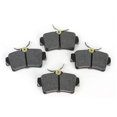 2004 mustang brakes hawk mustang rear brake pads hps compound 94 04 gt v6
